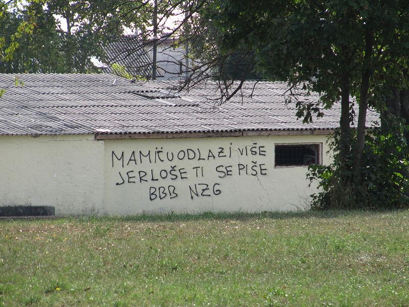 mamič grafit