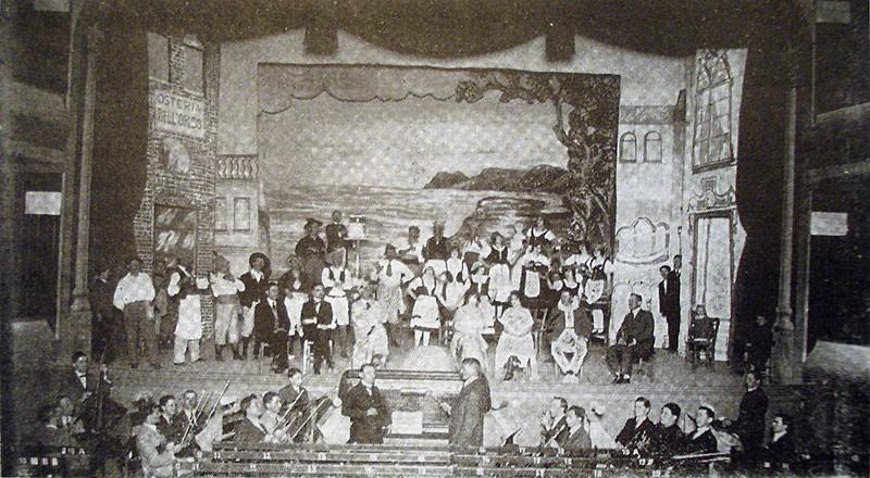 OperetaDonPasticcio 1922