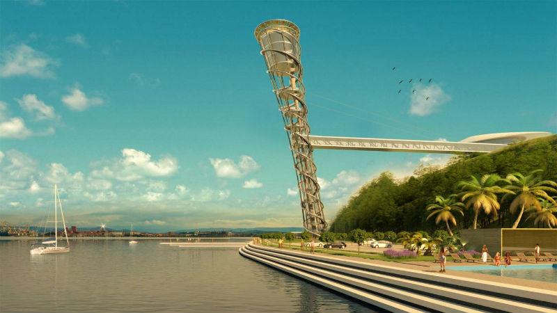 capo grande tower 2