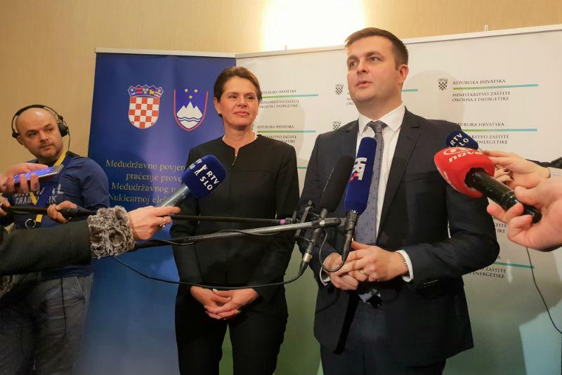 Meddrzavno srecanje JEK Zagreb Slovenija Hrvaska
