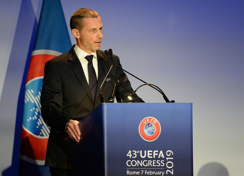 UEFA Kongres Rim