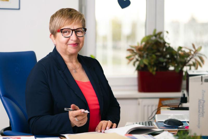 Breda Krašna izčrpno o Zvezi prijateljev mladine Slovenije 1