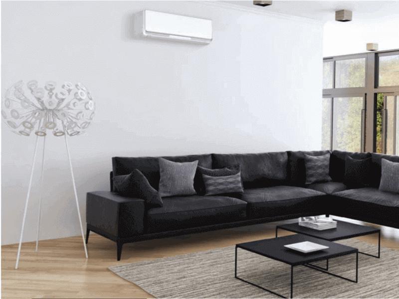 Sistemi za poceni hlajenje in prezračevanje prostora