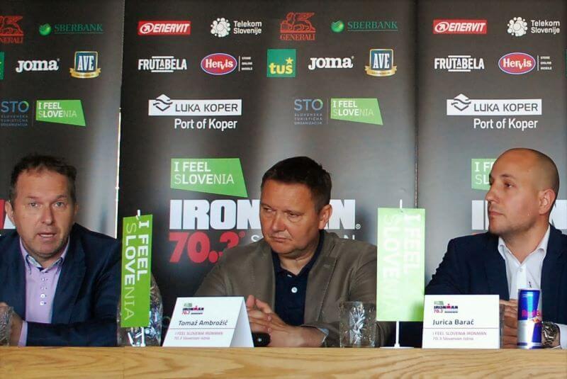 EKSKLUZIVNO Tomaž Ambrožič o triatlonu Ironman 70.3 Slovenian Istria in športnem marketingu