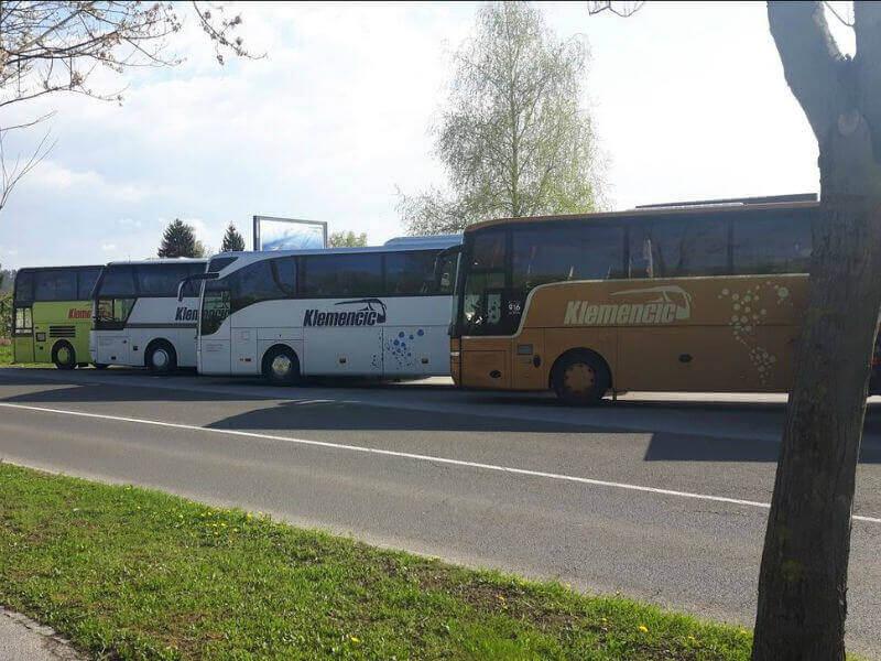 Klemencic avtobusni in kombi prevozi