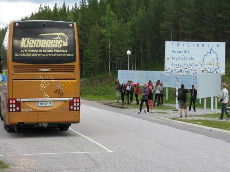 Klemencic avtobusni in kombi prevozi 2