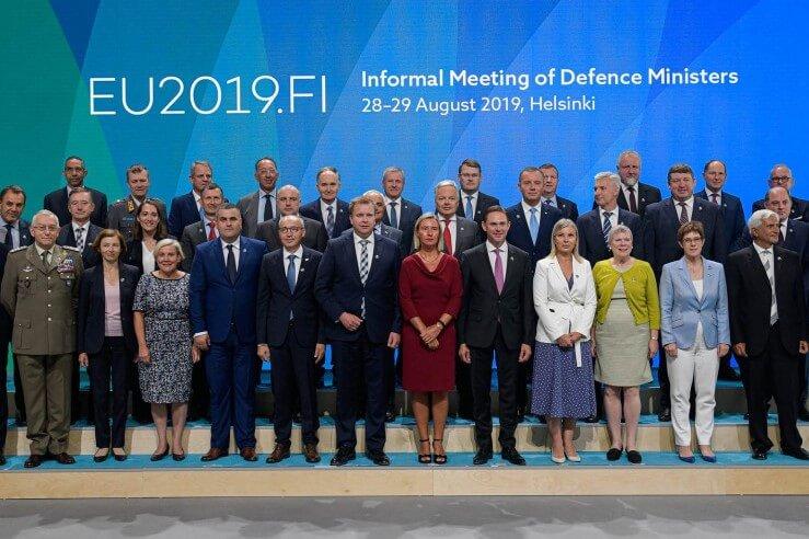 Stanje je tako resno da tudi obrambne ministre EU skrbijo podnebne spremembe
