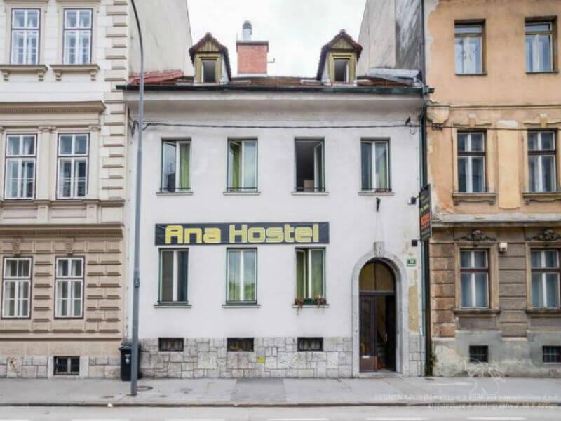 Ana Hostel kjer prebivata gostoljubnost in domačnost