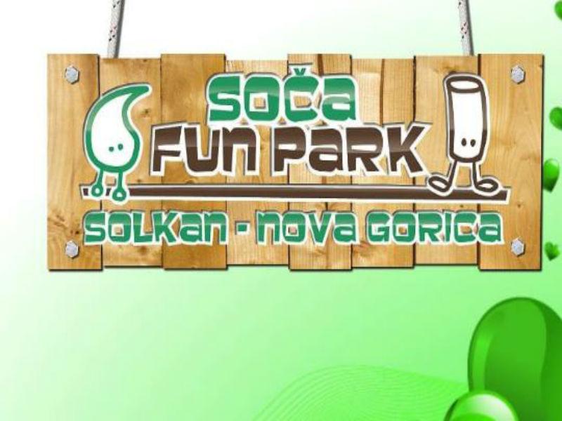 Soča fun park