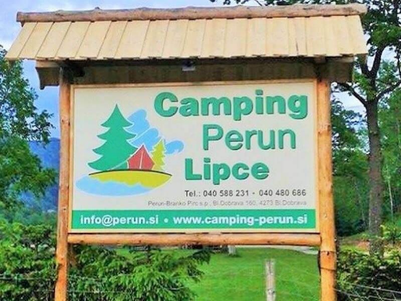 Sprostite svoje čute v kampu Perun pri Lipcah