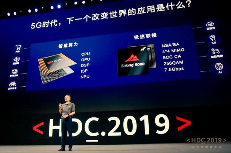 Bolj kot mu nagajajo bolje Huawei posluje