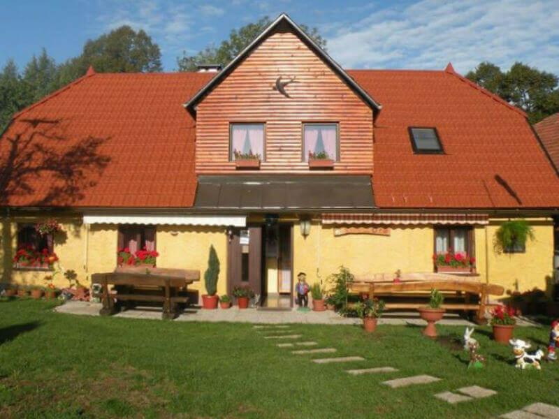Izletniška kmetija v središču Slovenije