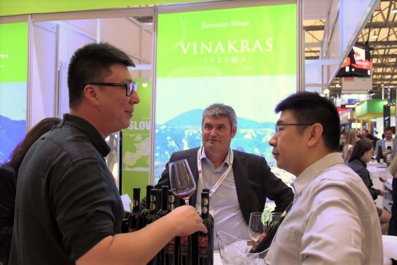 Prodor na kitajsko tržišče bi bil lahko ključen za slovenske vinarje