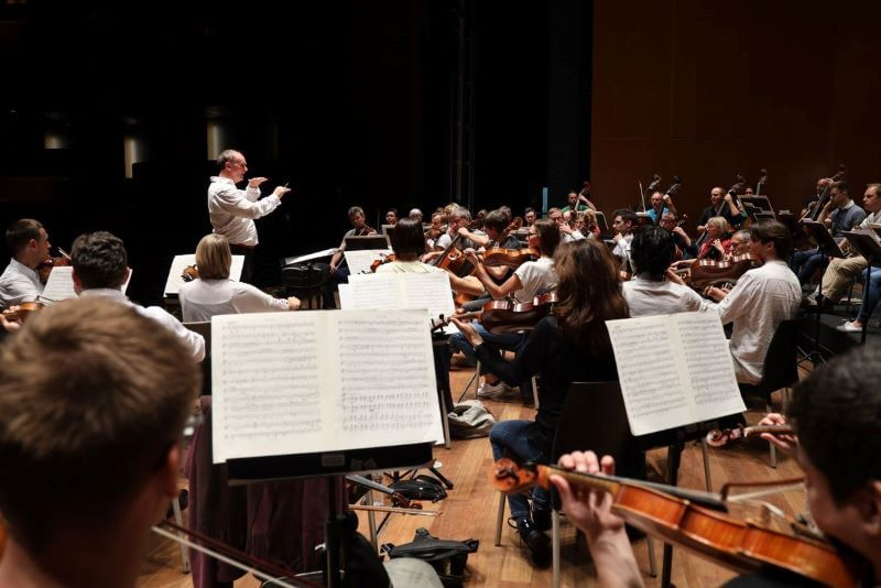 Slovenski orkester končuje južnoameriško turnejo