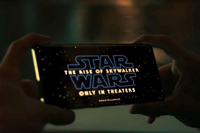 Sodelovanje med Lucasfilmom in Samsungom bo povezalo dve galaksiji