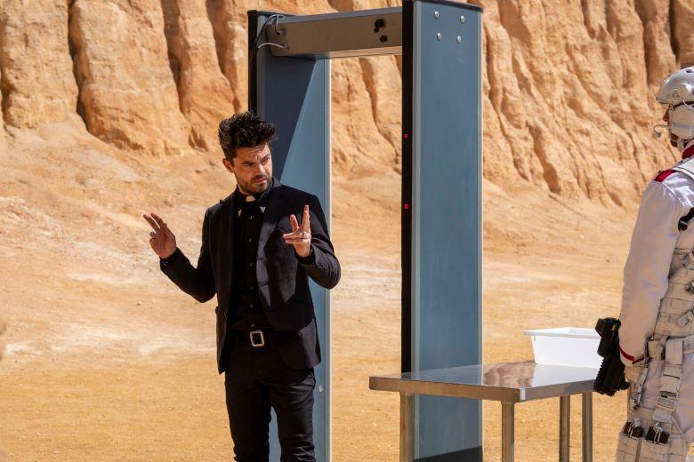 Zaključek četrte sezone in obenem tudi celotne serije Preacher