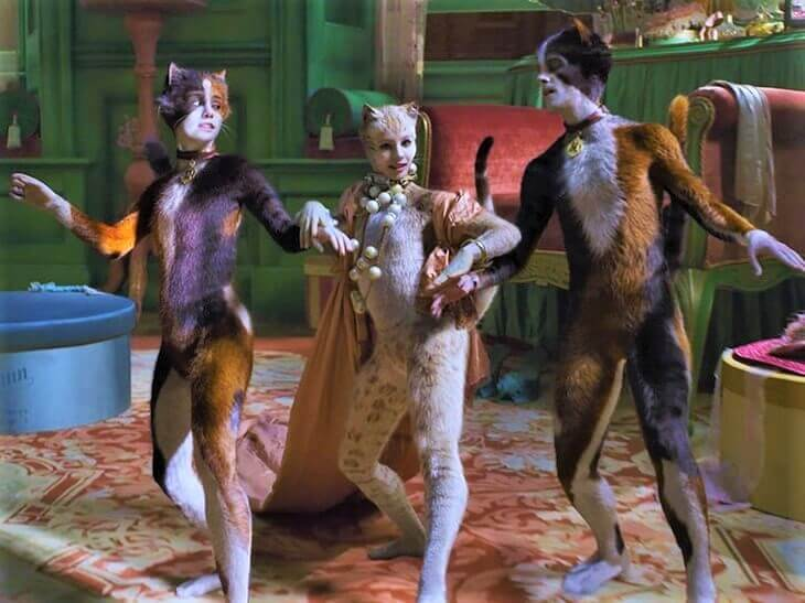 Epske Mačke že v kinu