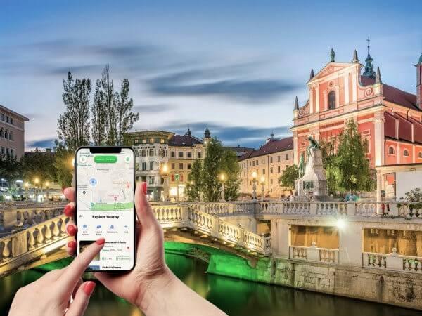 Nov digitalni turistični vodič po Sloveniji