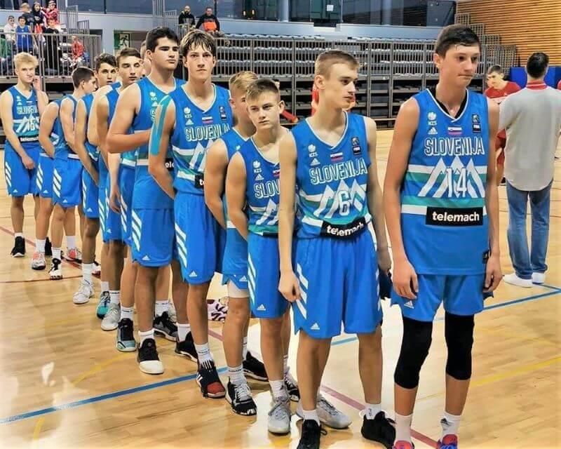 Samo ena novost med selektorji slovenskih mlajših reprezentanc