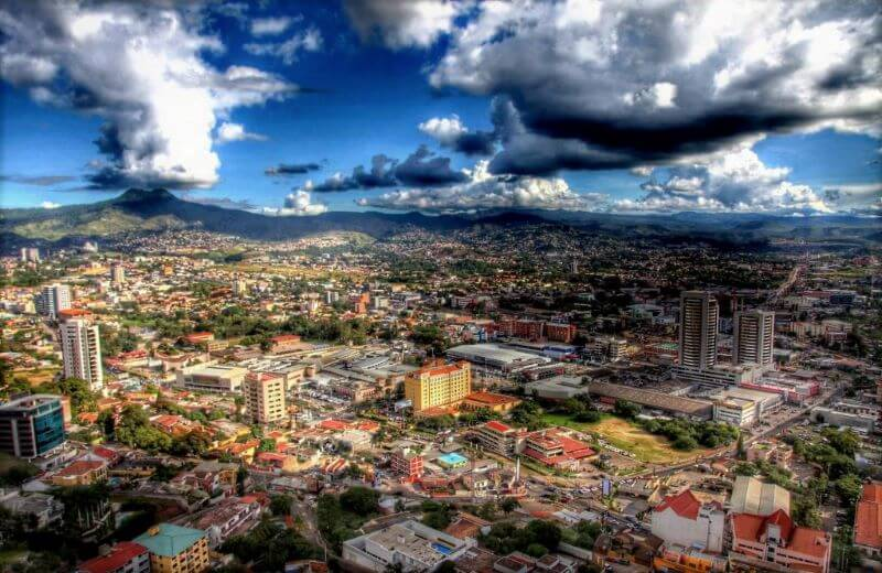 Tudi Honduras je na seznamu globalnih težav