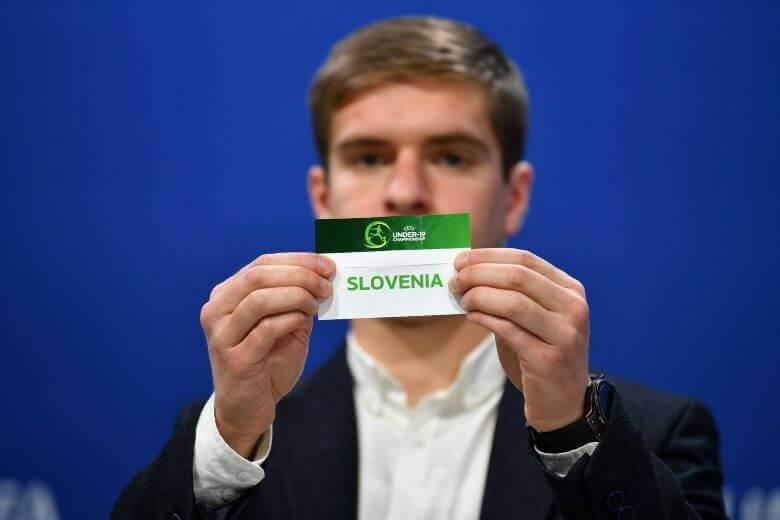 Žreb tokrat ni bil na strani slovenske mladinske reprezentance