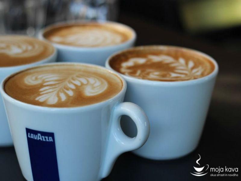 Skodelica kave za dober začetek dneva