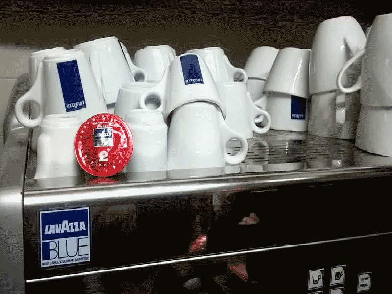 Skodelica kave za dober začetek dneva 1