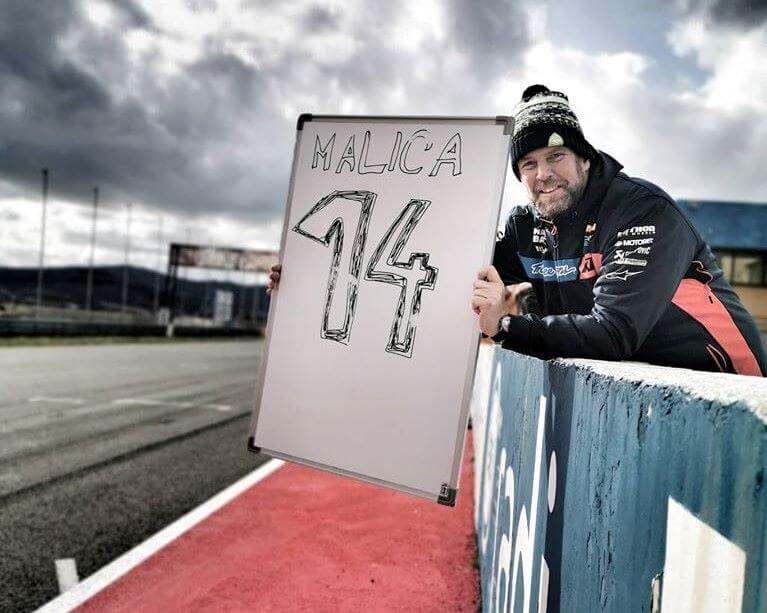 EKSKLUZIVNO Gaber Keržišnik napoveduje napeto sezono MotoGP 2