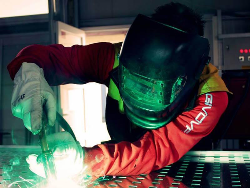 Izdelava in montaža železnih konstrukcij Demont 2