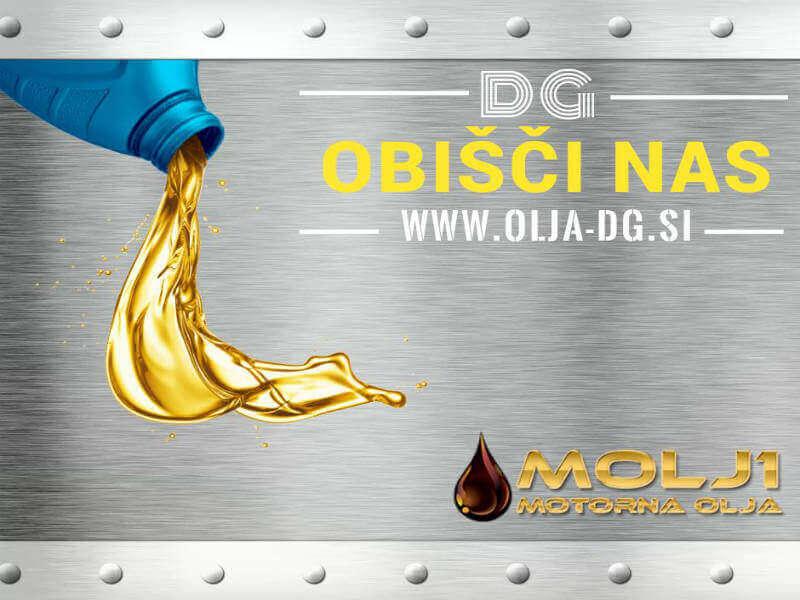 Motorno olje za brezhibno delovanje prevoznega sredstva 2