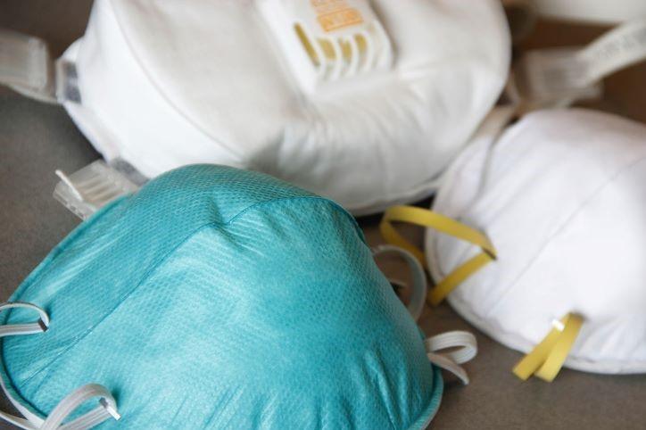 Maske prihajajo narejene in testirane so v Sloveniji