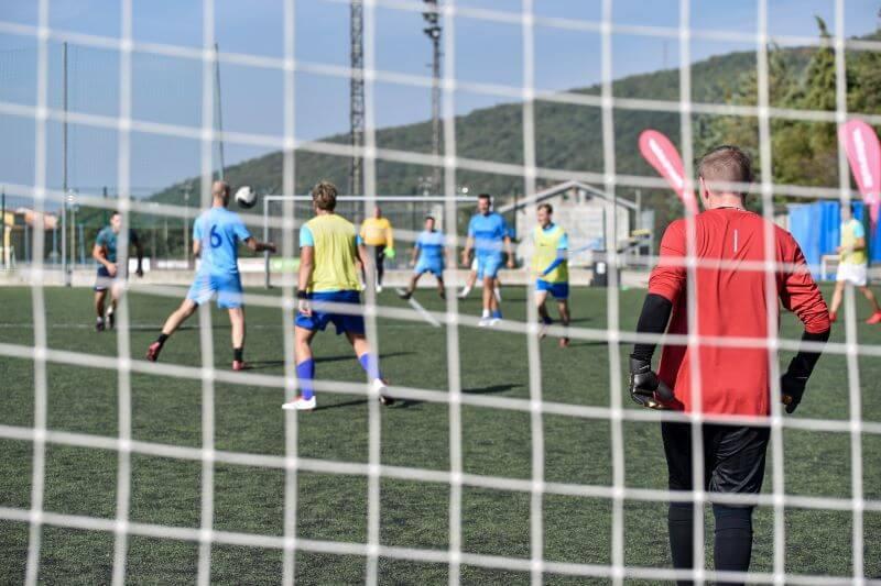 Sprostitve omejitev za šport in rekreacijo