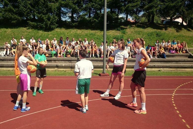 Tabore Košarkarske zveze Slovenije bodo poskusili izpeljati avgusta