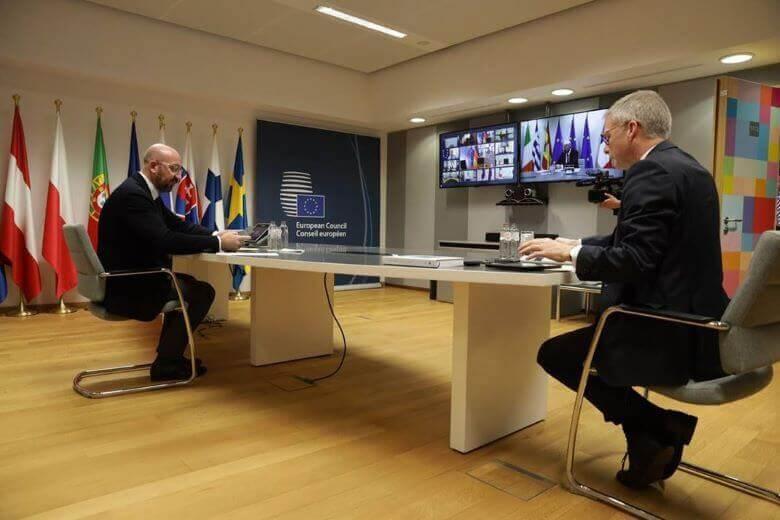 Video konferenca namesto srečanja v Zagrebu
