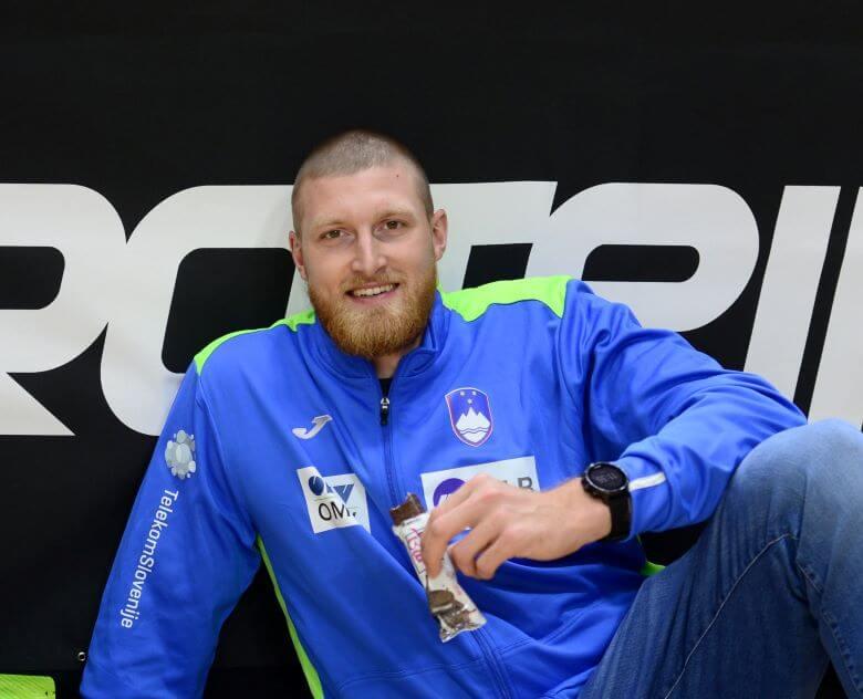 Blaž Blagotinšek drugič zapored najboljši obrambni igralec Lige prvakov