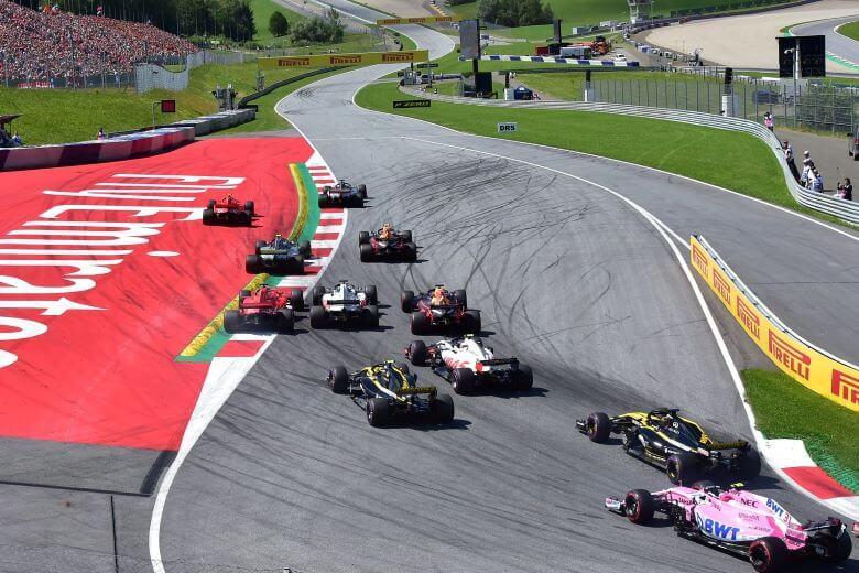 Po predvidevanjih bo Formula 1 startala sezono z Veliko nagrado Avstrije