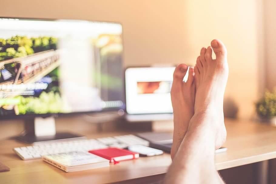 Pregled prednosti in slabosti dela od doma