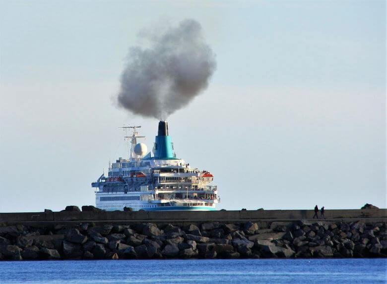 Oceanski sklad in dekarbonizacija ladijskega tovornega prometa