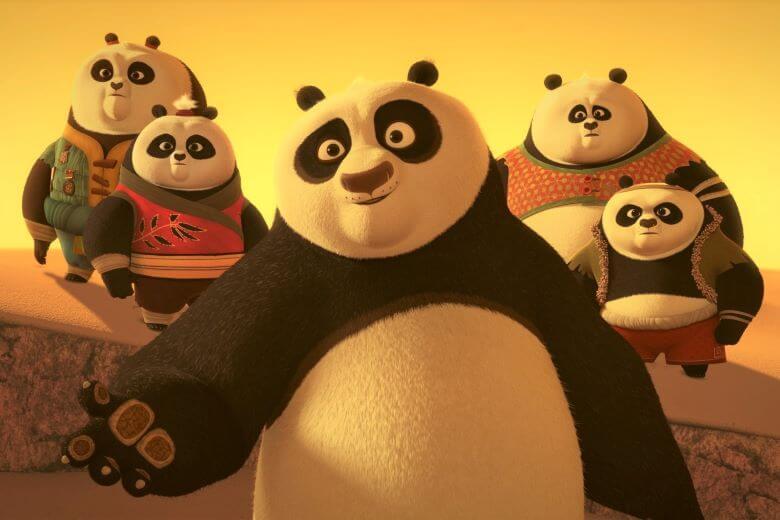 Po mora mlade pande naučiti obvlado 1