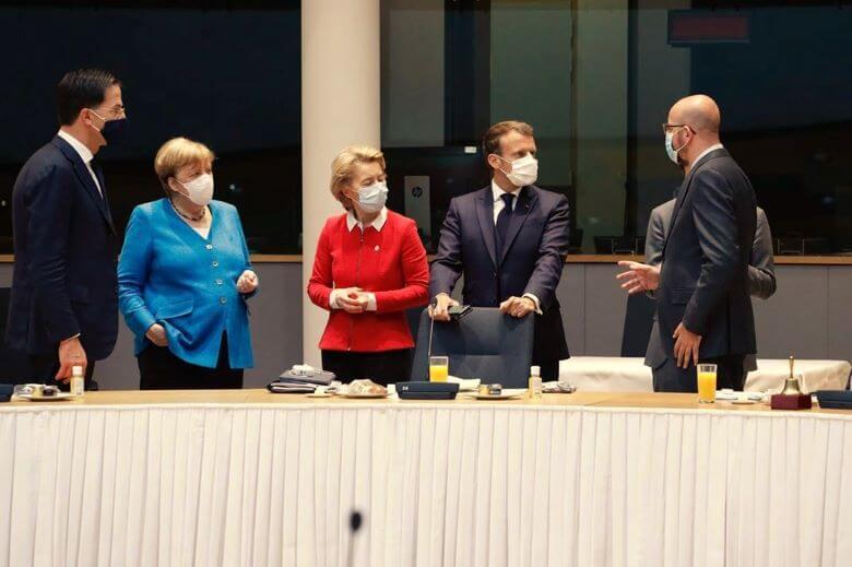 Pogajanja o dolgoročnem proračunu EU in skladu za oživitev gospodarstva