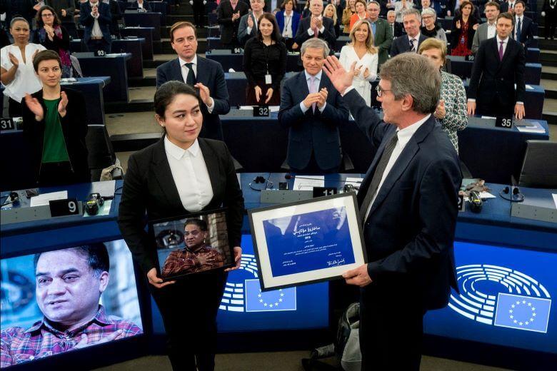 Beloruska opozicija je bila kar dvakrat nominirana za nagrado Saharova