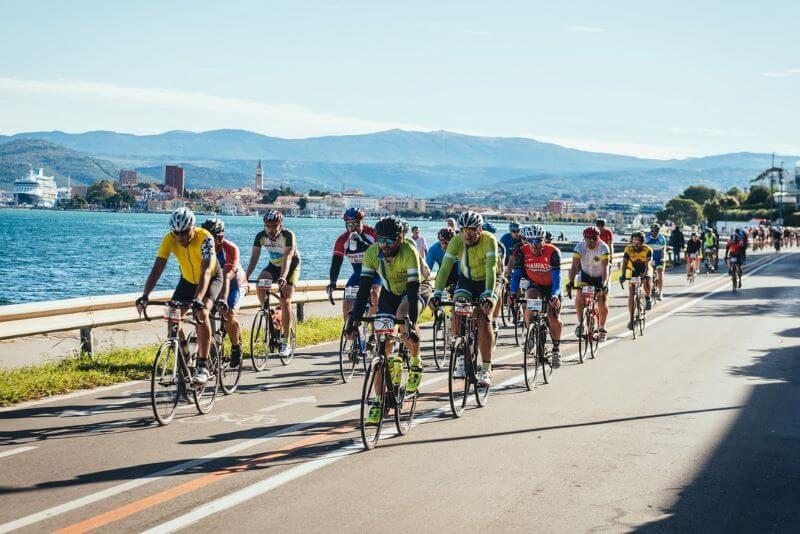 Istrski kolesarski maraton so raje prestavili za eno leto