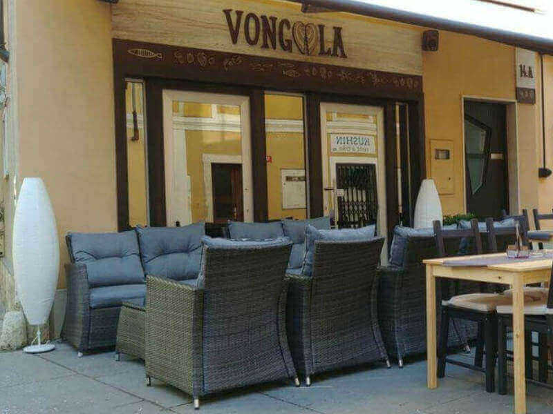 V starem mestnem jedru Izole se nahaja BB Vongola