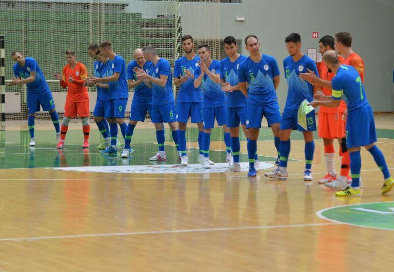 Bližajo se druge mini priprave bliža se prva kvalifikacijska tekma