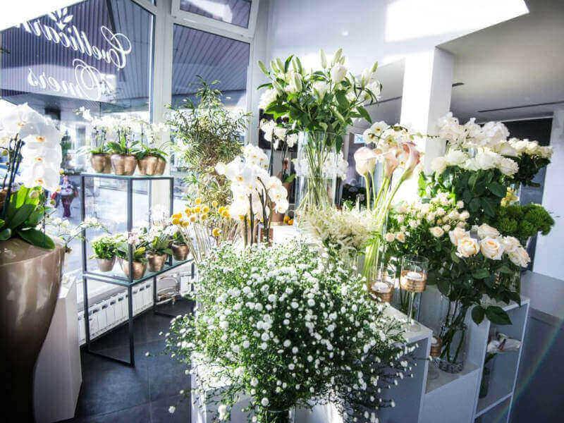 Cvetličarna Omers kjer imamo rožice za vsako priložnost