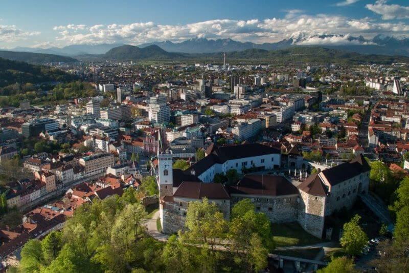 Ljubljana bo za zimske praznike varna in hkrati privlačna