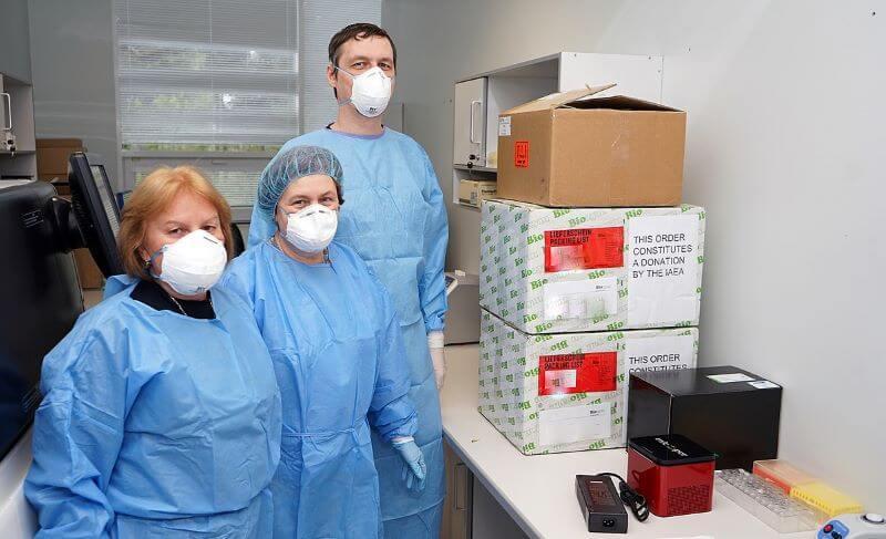 Novi milijoni evrov za zdravstvo v boju proti pandemiji