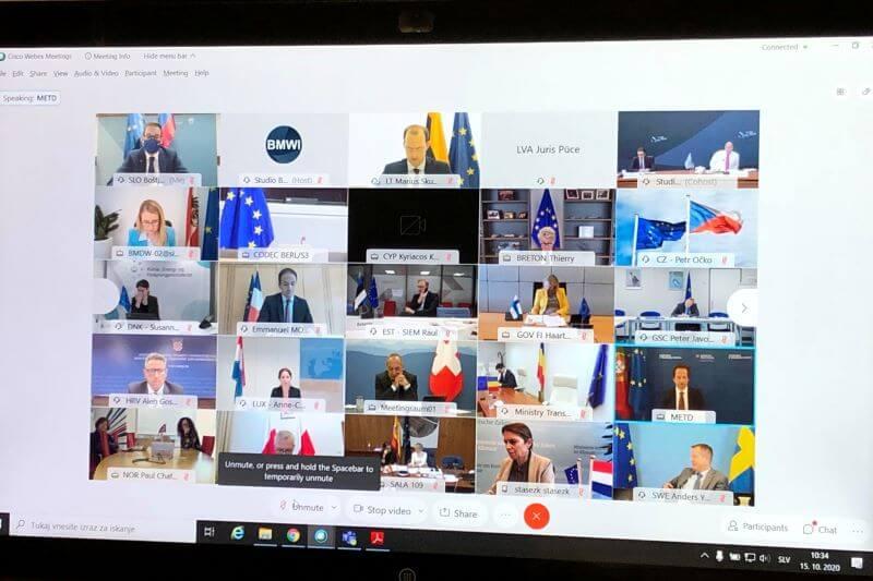 Obeta se novi skupni akt o digitalnih storitvah v EU