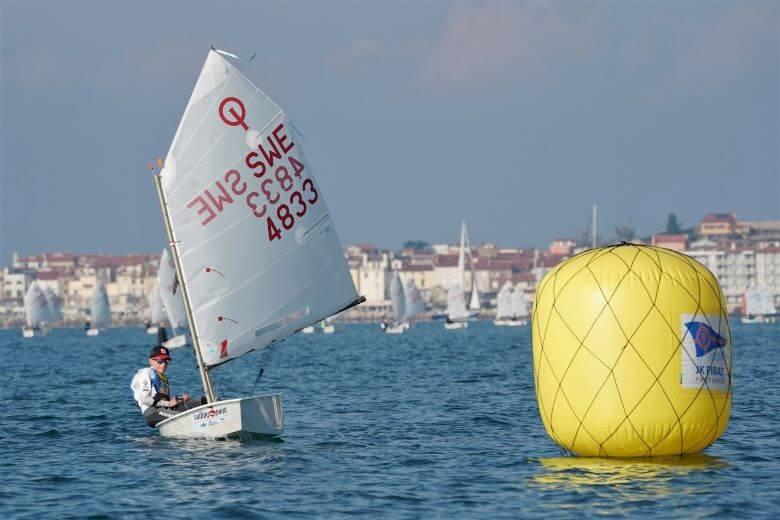 Pravi zmagovalec evropskega prvenstva je Jadralni klub Pirat