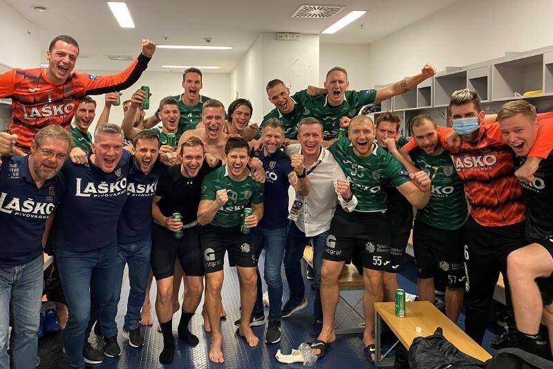Slovenskim klubom je odpadlo že devet tekem zapored